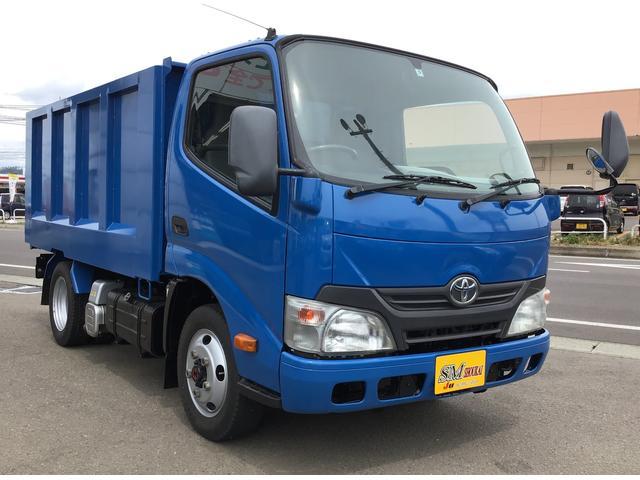 トヨタ ダイナトラック 4WD FJローDPR 2t強化深ダンプ 外装仕上済 観音開