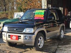 パジェロミニVR−S ターボ 4WD レカロシート