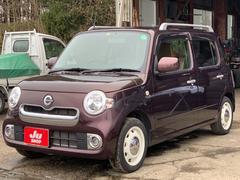 ミラココアココアプラスX  4WD アイドルストップ ミケロッティ