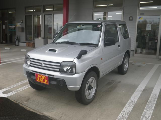 スズキ XG 4WD 5速マニュアル
