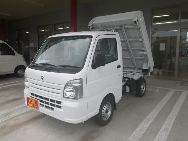 スズキ 4WD 金太郎ダンプ エアコンパワステ