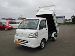 ハイゼットトラックPTOダンプ 4WD エアコン パワステ
