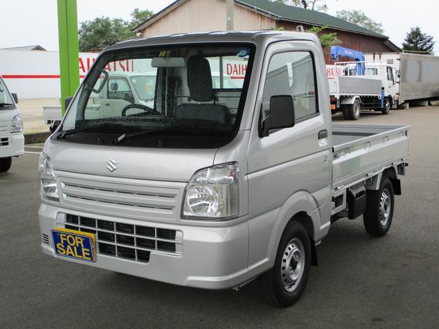 スズキ KCエアコン・パワステ 4WD ABS