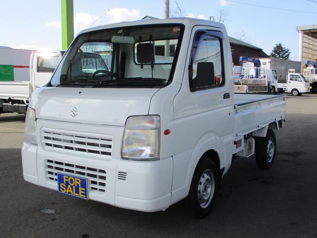スズキ FC パワステ 4WD