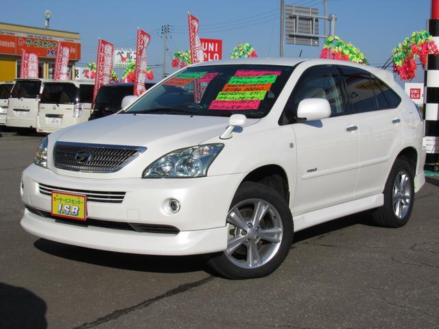 トヨタ Lパッケージアルカンターラプライムバージョン 4WD