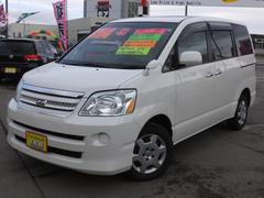 ノアX スペシャルエディション 4WD ワンオーナー 純正ナビ