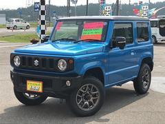 ジムニーXC ターボ 4WD ブラック2トーンルーフ 届出済未使用車