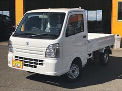 キャリイトラックKCエアコン・パワステ 4WD 5速MT 届出済未使用車