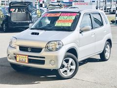 KeiBターボ 4WD 純正CD キーレスエントリー 社外アルミ