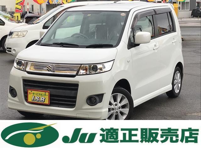 「スズキ」「ワゴンRスティングレー」「コンパクトカー」「秋田県」の中古車