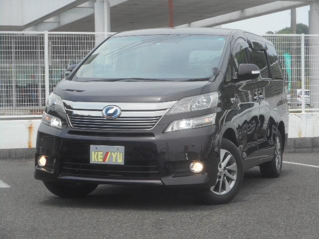 トヨタ X 4WD メーカーHDDナビ フルセグ両側電動ドアBカメラ