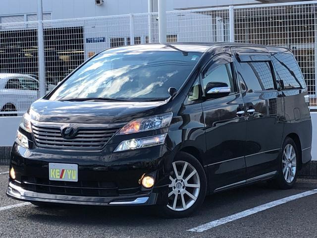 トヨタ 3.5V モデリスタエアロ&グリル&マフラー ダウンサス