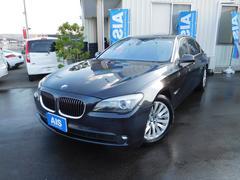 BMW750Li 純正ナビ レザーシート サンルーフ