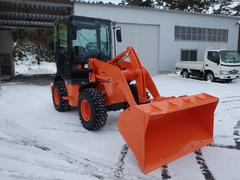 日本ZW30−5B 除雪パッケージ バケット0.65