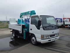 アトラストラック2t標準ロング 4WD マエダ3段フックイン