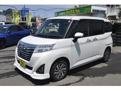 トールカスタムGSAII4WD当社試乗車パノラマモニター地デジナビ