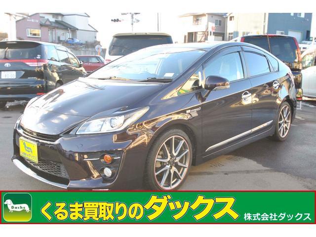 トヨタ Sツーリングセレ・G's ビッグXバックカメラ TRDパーツ