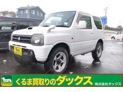 ジムニー5型 XG 4WD 5MT 社外アルミ 4WD切替ボタン