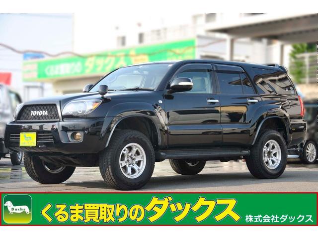 トヨタ SSR-G 4WD 本革 サンルーフ HDDナビB カメラ