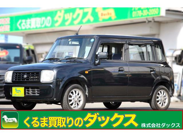 X 4WD シートヒーター キーレス 純正アルミ(1枚目)