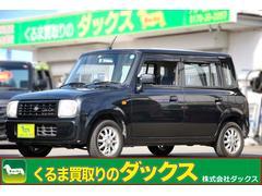 アルトラパンX 4WD シートヒーター キーレス 純正アルミ