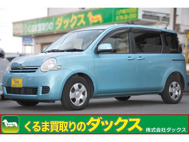 トヨタ X 4WD 地デジナビ DVD再生 キーレス