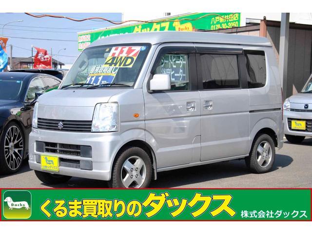 スズキ JP 4WD ハイルーフ シートヒーター