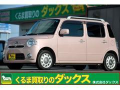 ミラココアココアプラスX 4WD エコアイドル スマートキー ETC