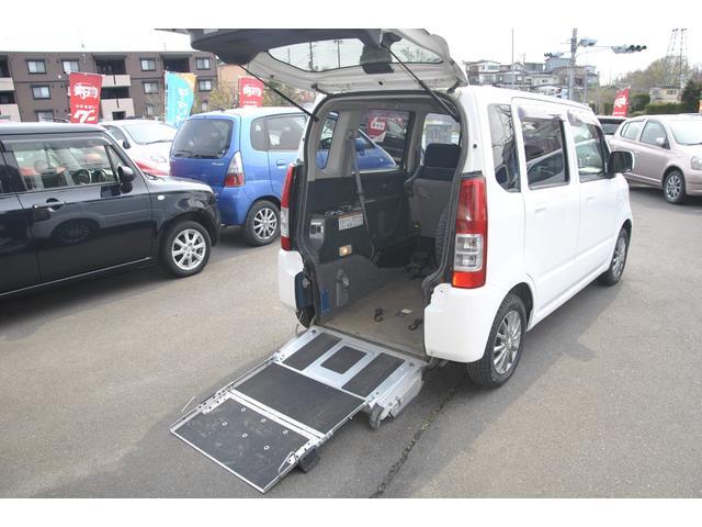 スズキ FX 2WD 車椅子スロープ キーレス オートエアコン