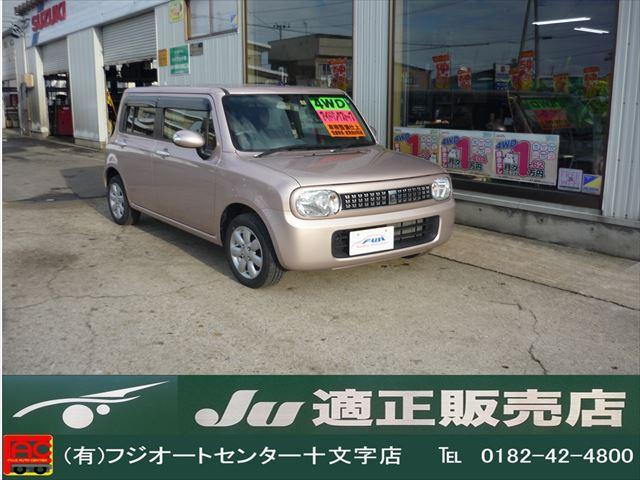 スズキ XL 4WD