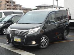 エスクァイアXi 4WD フリップダウン 9インチSDナビ 両側電動ドア