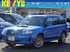 フォレスタークロススポーツSエディション4WD STIアルミ&マフラー