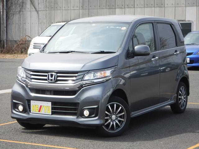 ホンダ G 4WD 禁煙車 エンスタ付 地デジSDナビ HID