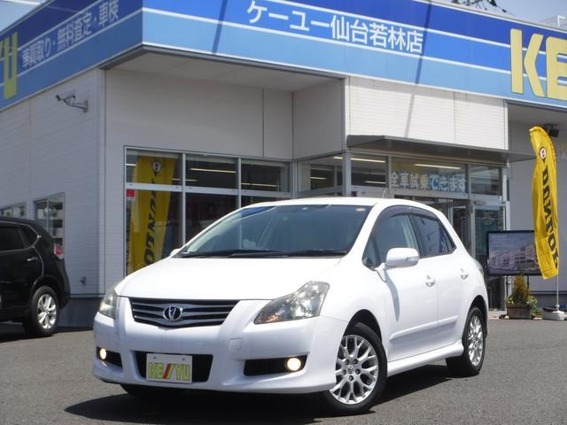 トヨタ G 4WD HDDナビ ハーフレザーシート プッシュスタート