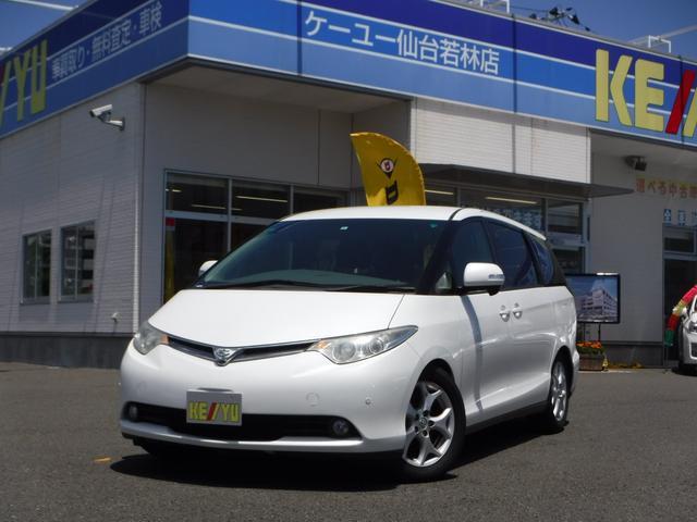 トヨタ G 4WD 両側電動ドア フリップダウンM F・S・Bカメラ