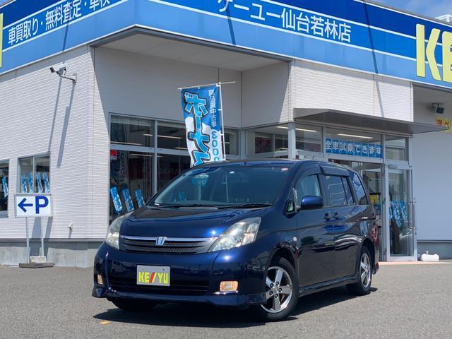 トヨタ プラタナ 左側電動ドア 純正HDDナビ Bカメラ ETC