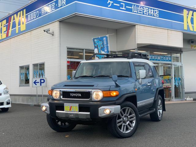 トヨタ カラーパッケージ4WD ルーフキャリア 純正SDナビ寒冷地