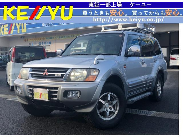三菱 ロング エクシード-II サンルーフ夏・冬タイヤ 1オナ禁煙