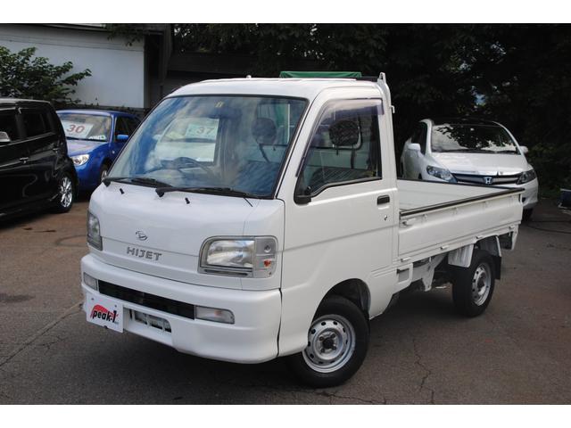 ダイハツ 4WD→2WD切替式Hi Lo付き AC パワステ 3年保証