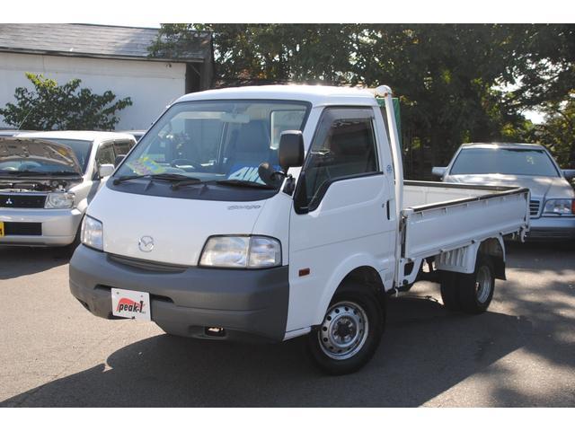 マツダ 4WD Tベル済み 3年保証 AT限定普通免許 1.0t積み