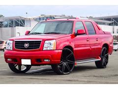 キャデラック エスカレードEXTEXT 4WD オートチェック確認済み 28インチAW