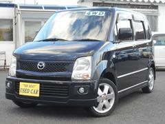 AZワゴンFX−スペシャル 4WD ABS キーレス CD Tチェーン