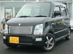 ワゴンRFT−Sリミテッド ターボ 4WD ABS 新品BSタイヤ