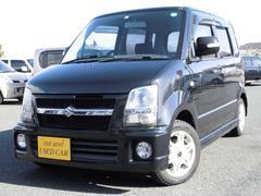 ワゴンRRR−Sリミテッド ターボ 4WD ABS CD エンスタ