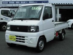 ミニキャブトラックVタイプ 切替式4WD