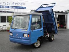 日本築水 ライガー ダンプ 4WD パワステ 小型特殊自動車