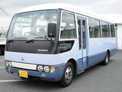 ローザCX ABS  自動ドア オートステップ Bカメラ 29人乗