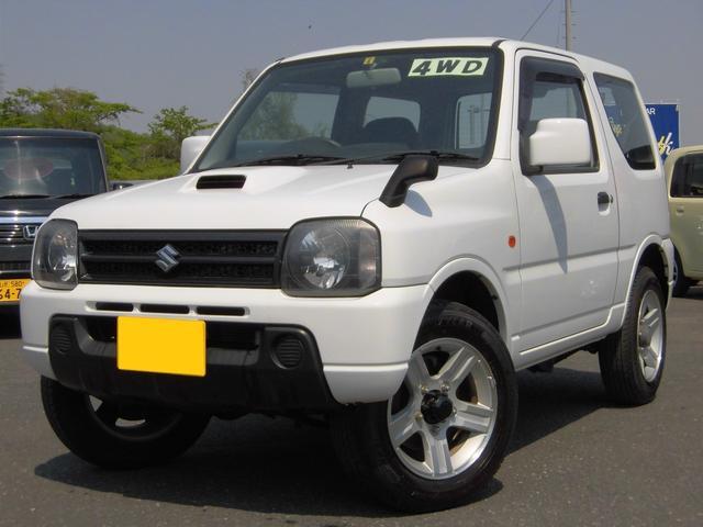 スズキ XG ターボ 4WD ABS キーレス CD エンスタ