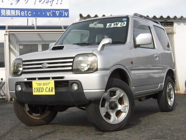 スズキ XC ターボ 4WD ABS ナビTV DVD リフトアップ