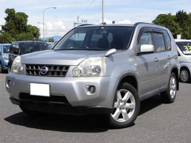 日産 20X 4WD ABS キーレス CD 関東ワンオーナ車